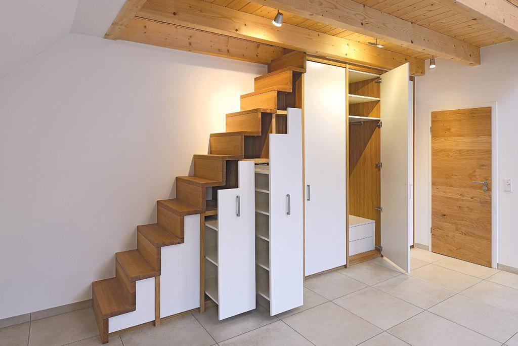 garderoben aus massivholz von der schreinerei gruler in. Black Bedroom Furniture Sets. Home Design Ideas