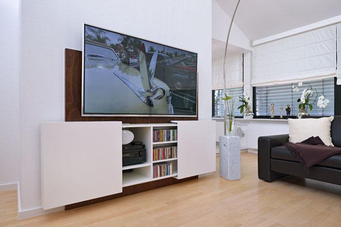 tv m bel und hifi m bel vom schreiner franz gruler in. Black Bedroom Furniture Sets. Home Design Ideas
