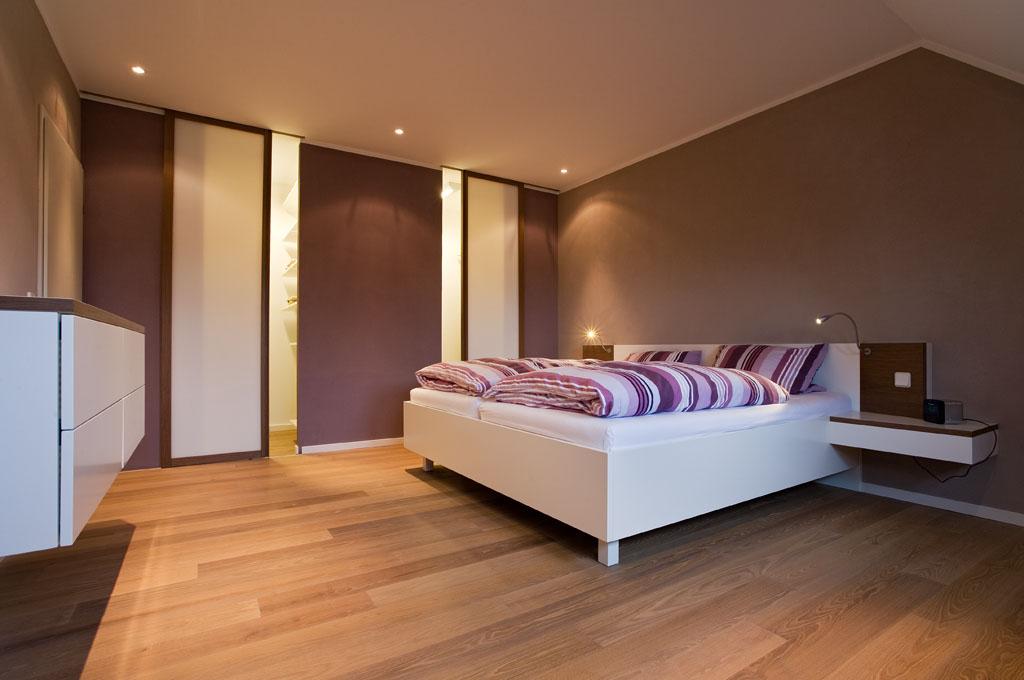 Möbel Und Schrank Fürs Schlafzimmer Aus Holz Von Der Schreinerei Gruler In  Trossingen Und Rottweil