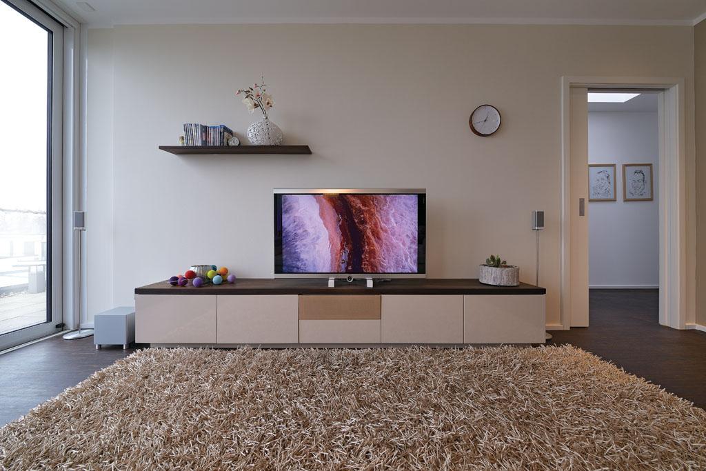 Wohnzimmer HiFi Möbel Massivholz Nach Maß Aus Trossingen